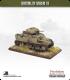 10mm World War II: British - M3 Grant light tank - 75mm (M3 long gun)