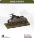 10mm World War II: British - M7 SPG Priest - 105mm gun