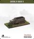 10mm World War II: British - M3 Halftrack