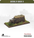10mm World War II: British - M3 Halftrack (with tilt)