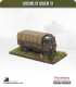 10mm World War II: British - AEC Matador 4x4 Field Artillery tractor