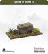 10mm World War II: British - Morris Commercial C8 4x4 Artillery tractor (quad)