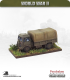 10mm World War II: British - Bedford 3-ton truck