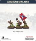 10mm American Civil War: Confederate Foot Command - Advancing