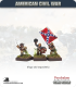 10mm American Civil War: Confederate Foot Command - Advancing