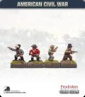 10mm American Civil War: Dismounted Raiders