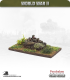 10mm World War II: British - Bren Carrier with Crew (camouflaged)