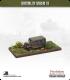 10mm World War II: British - Humber Staff car pack