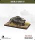 10mm World War II: British - M3 Stuart Honey tank (late turret)