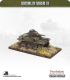10mm World War II: British - M3 Stuart Honey tank (early turret)