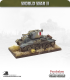 10mm World War II: British - A10 Mk Ia CS / Cruiser Mk IIa CS Infantry tank