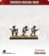 10mm French-Indian War: Canadian Militia Winter