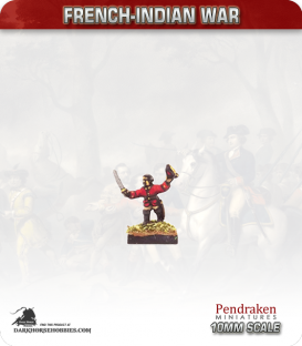 10mm French-Indian War: General Montcalm