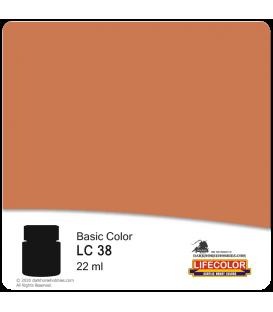 Lifecolor Matte Rust 2 FS 32169 (22ml Bottle)