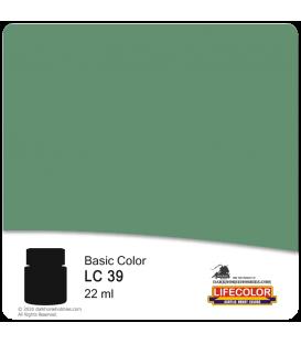 Lifecolor Matte Artillery Green FS 34172 (22ml Bottle)