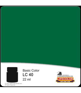Lifecolor Matte Napoleonic Dragoon Green FS 34062 (22ml Bottle)