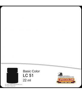 Lifecolor Gloss White FS 17925* (22ml Bottle)