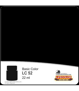 Lifecolor Gloss Black FS 17038 (22ml Bottle)