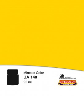 Lifecolor Yellow RLM 04 FS 33538 (22ml Bottle)