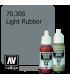 Vallejo Model Color: Panzer Aces - Light Rubber (17ml)