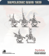 10mm Napoleonic Wars (1809): French Red Lancers