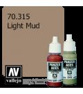 Vallejo Model Colors - Panzer Aces: Acrylic Paint - Light Mud (17ml)