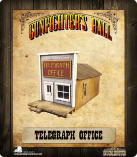 Gunfighter's Ball: Telegraph Office