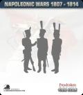 10mm Peninsular War (1807-1814): Spanish Provincial Volunteers/Militia in Civilian Clothes (c1809)