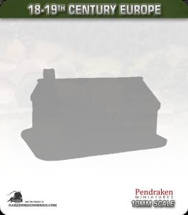 Western Europe (10mm): 18-19c Large House (type 2)