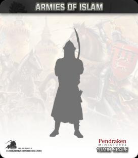 10mm Medieval Crusades: Islamic Crossbowmen