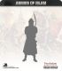 10mm Medieval Crusades: Islamic Knights on Foot
