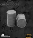 Chronoscope Bones Black: Modern Barrels