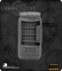 Chronoscope Bones Black: Soda Machine
