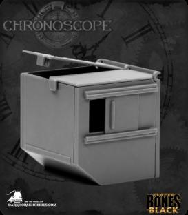 Chronoscope Bones Black: Dumpster