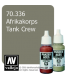 Vallejo Model Color: Panzer Aces - Afrikakorps Tank Crew (17ml)