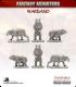 10mm Fantasy Monsters: Bears