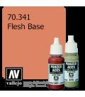 Vallejo Model Color: Panzer Aces - Flesh Base (17ml)