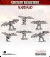 10mm Fantasy Monsters: Gargoyles