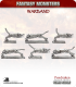 10mm Fantasy Monsters: Savage Beasts
