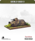 10mm World War II: French - Somua S35 Light Cavalry Tank