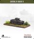 10mm World War II: French - AMR 35 Light Cavalry Tank - 7.5mm MG