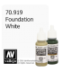 Vallejo Model Color: Foundation White (17ml)
