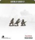 10mm World War II: French - Chasseurs Alpins (foot)