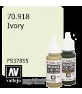 Vallejo Model Color: Ivory (17ml)