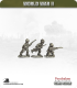 10mm World War II: French - Chasseurs in Gaiters (foot) pack