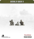 10mm World War II: French - 60mm Mortar with Crew pack