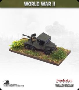 10mm World War II: French - Laffly W15 TCC