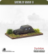 10mm World War II: French - Citroen Staff Car