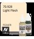 Vallejo Model Color: Light Flesh (17ml)