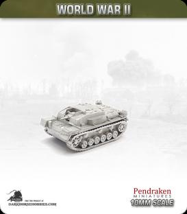 10mm World War II: German - StuG III Ausf E